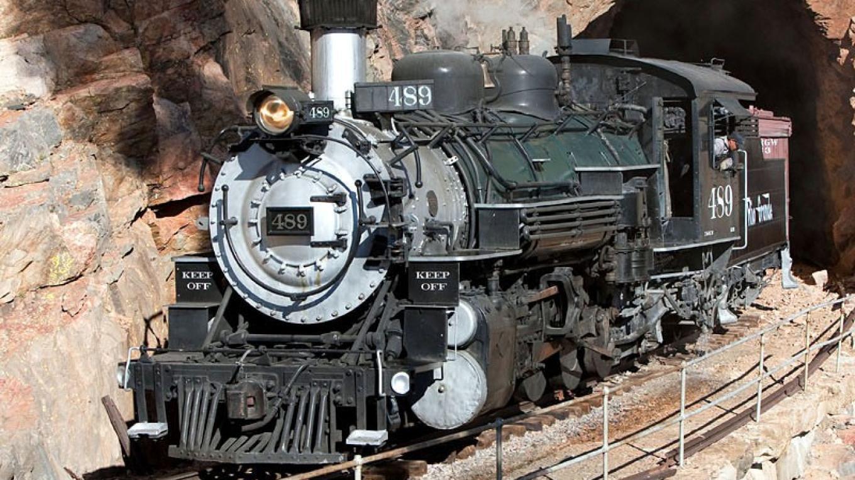 C&TSRR Westbound At Rock Tunnel – Roger Hogan