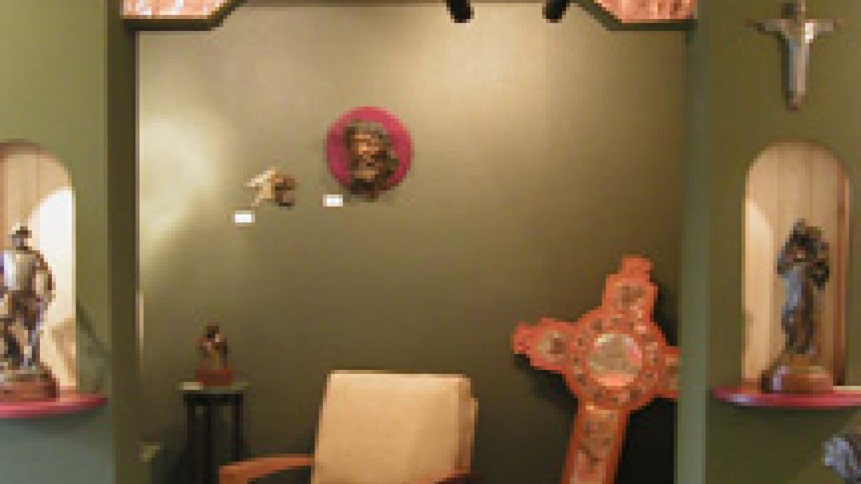 Gallery exhibit – Huberto Maestas