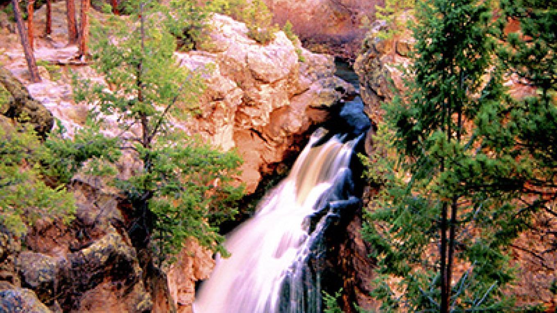 Jemez Falls – Theodore Greer