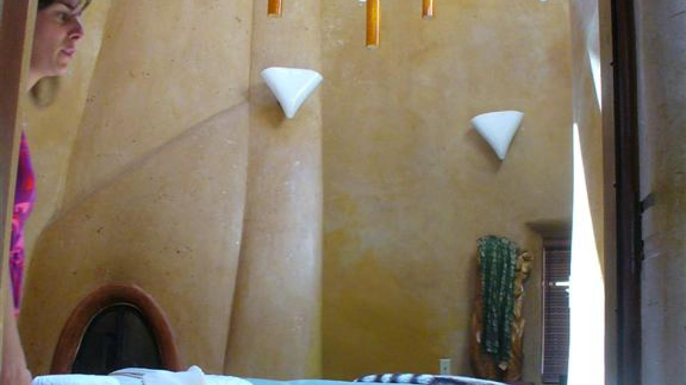 Treatment Room in El Monte Sagrado Spa – R. Preston