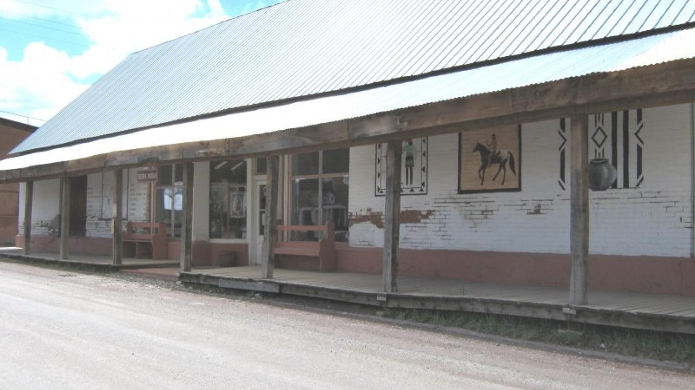 Exterior view of Tierra Wools – Nancy Sullivan