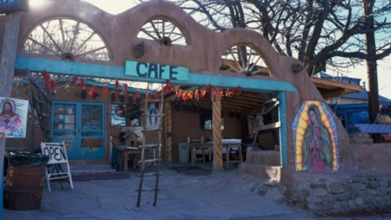 Chimayo Cafe, High Road to Taos, NM – Terry Thompson