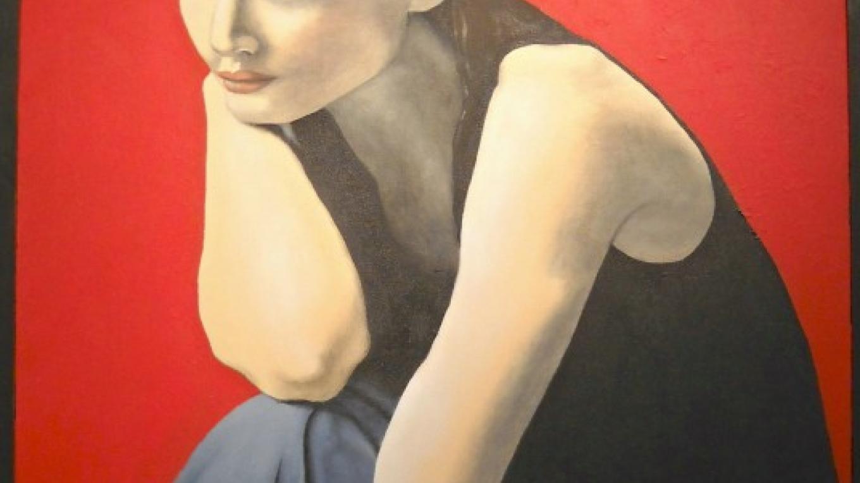 Red Girl Artist: Lynn Myers – Eve Johnson