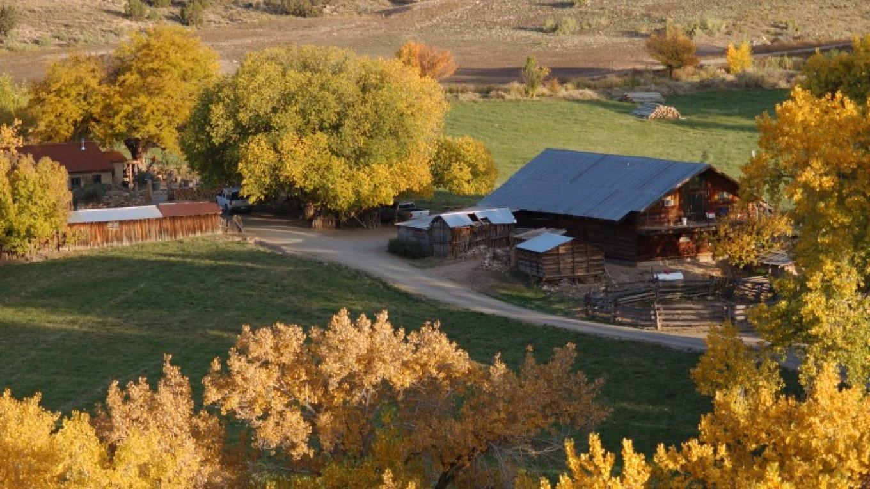 Historic Ranch in McElmo Canyon – Gary Adams