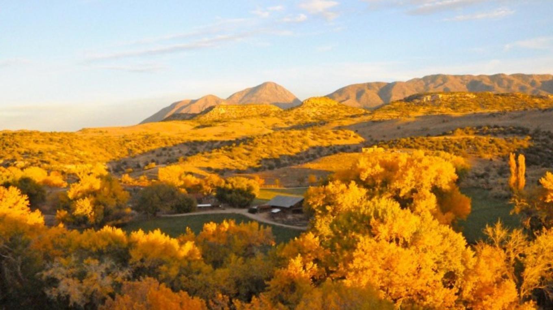 Ranch fall color – Garry Adams