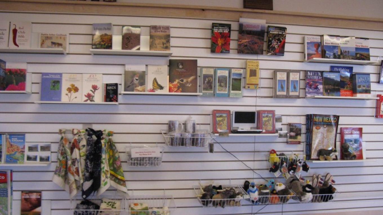 Wild Rivers Visitor Center bookstore – Stephen Maurer