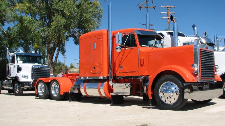 Cool Trucks – Steve Bradford