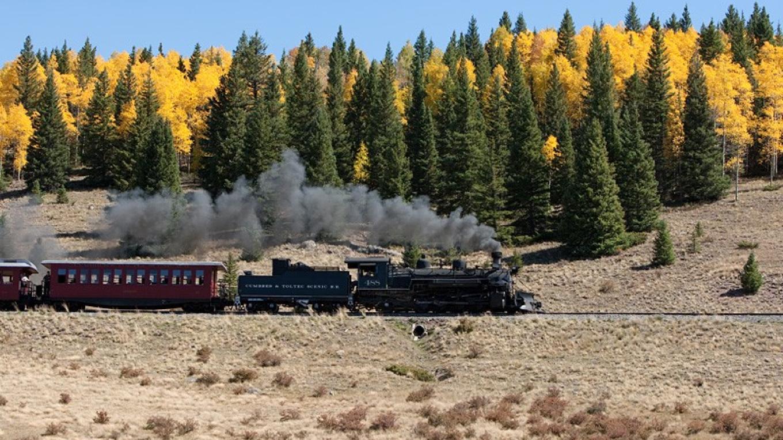 Eastbound Towards Antonito, Colorado – Roger Hogan