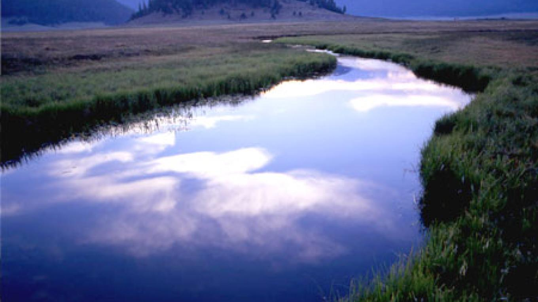 East Fork of the Jemez River – Don J. Usner