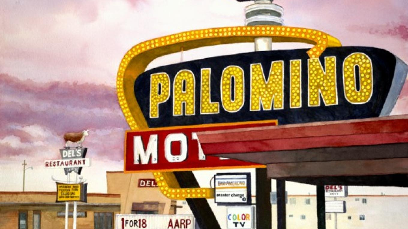 The Palomino by Jeffrey L. Neumann
