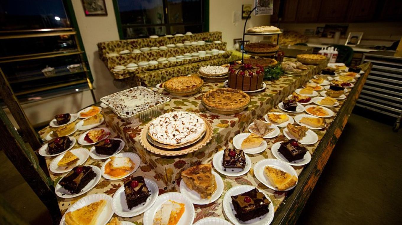 Save Room For Dessert. – Roger Hogan