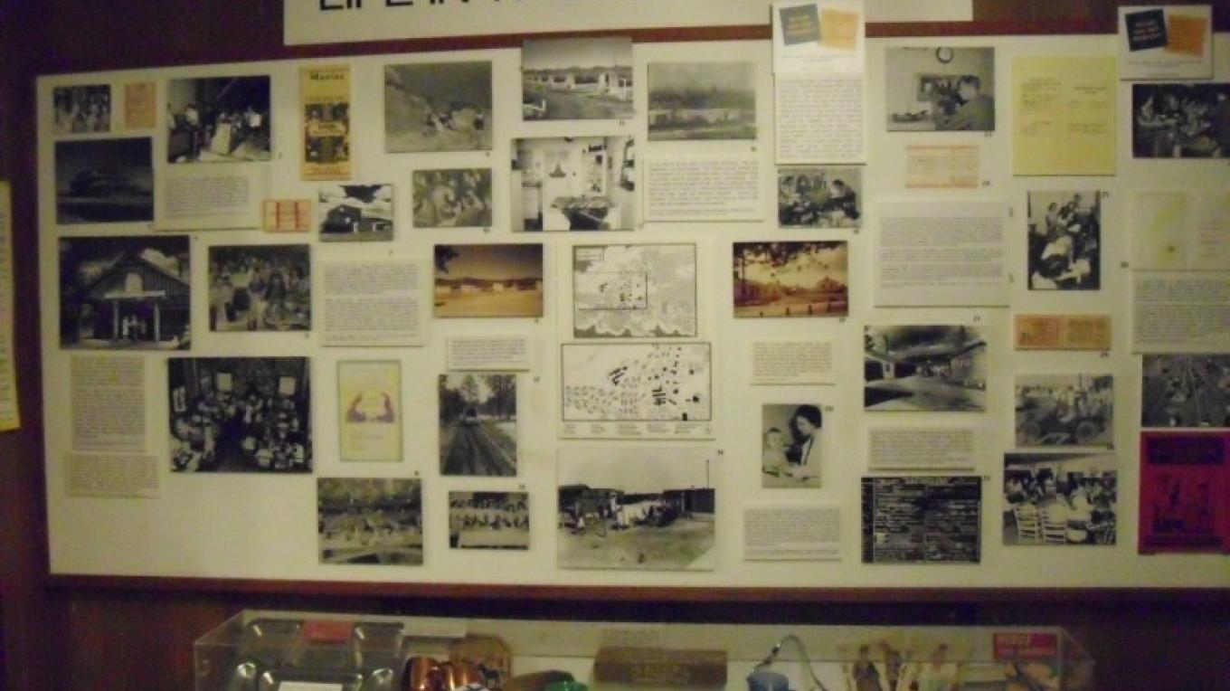 Explore pictures and documents from life in the secret city that was Los Alamos during World War II – Hedy Dunn