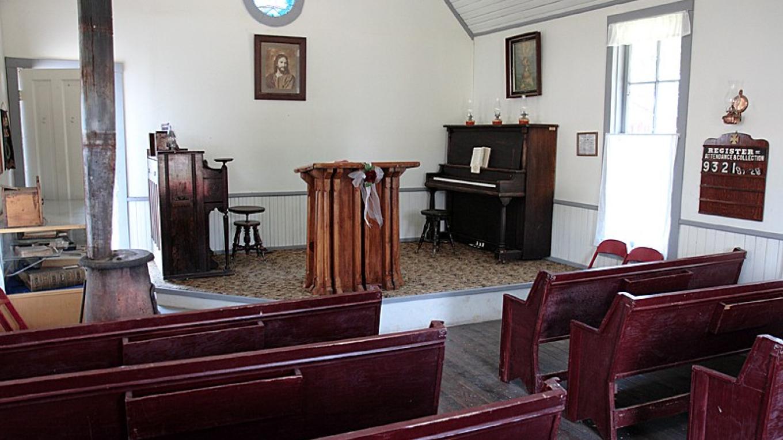 Inside the Village Church – Dale W Anderson