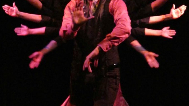 "Juan Siddi Flamenco Theatre Company performing ""Nataraj"" – Bo"