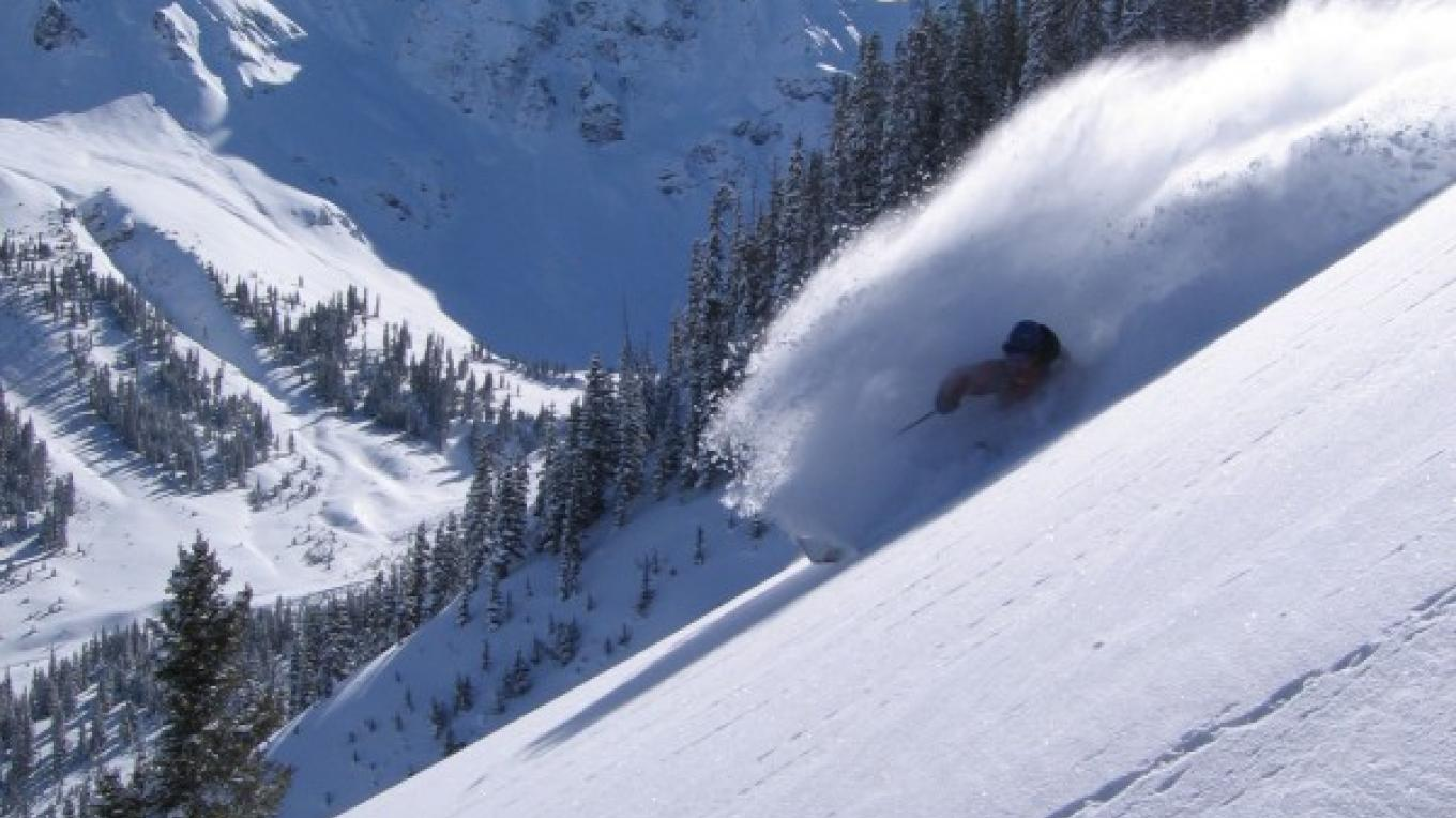 Silverton Mountain Ski Area – Aaron Brill