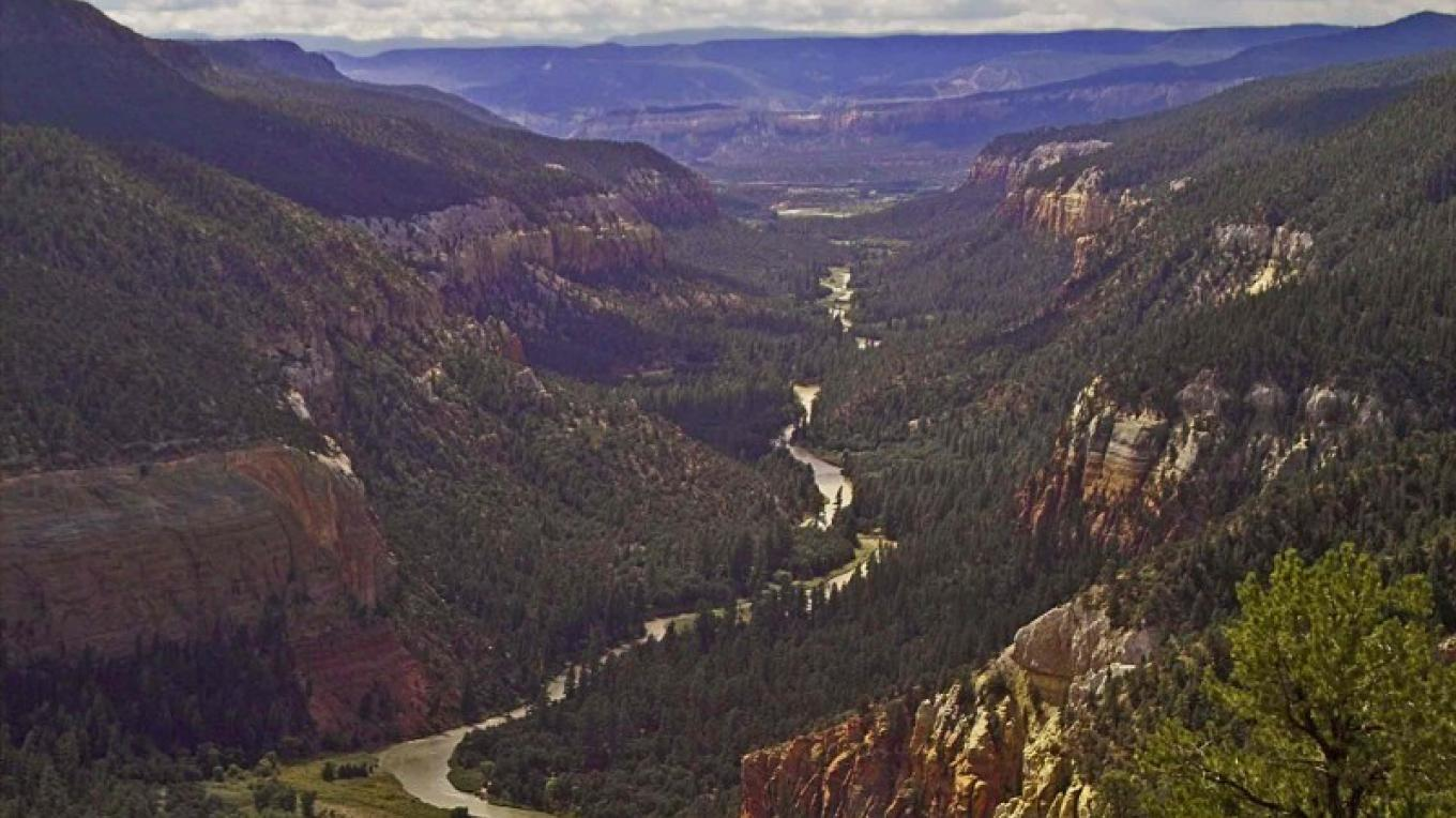 Two National Forests and a Federal Wilderness flank the Wild and Scenic Rio Chama – BLM