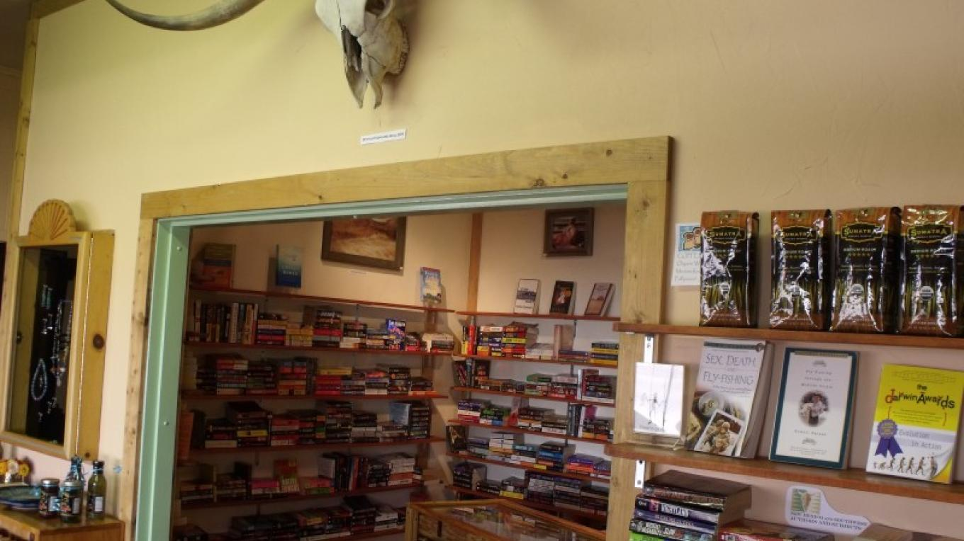 The Mystery Store, a Book Exchange and more... – tuck miller