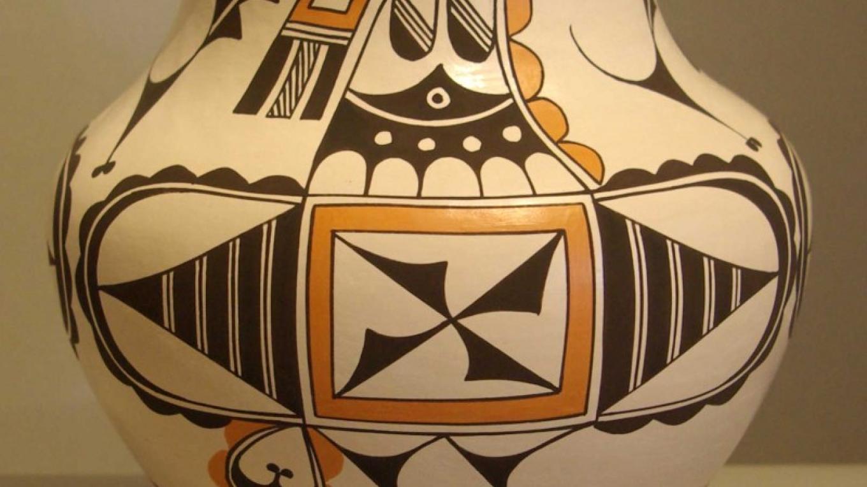 Robert Patricio, Acoma Pueblo, NM – Derek Fisher