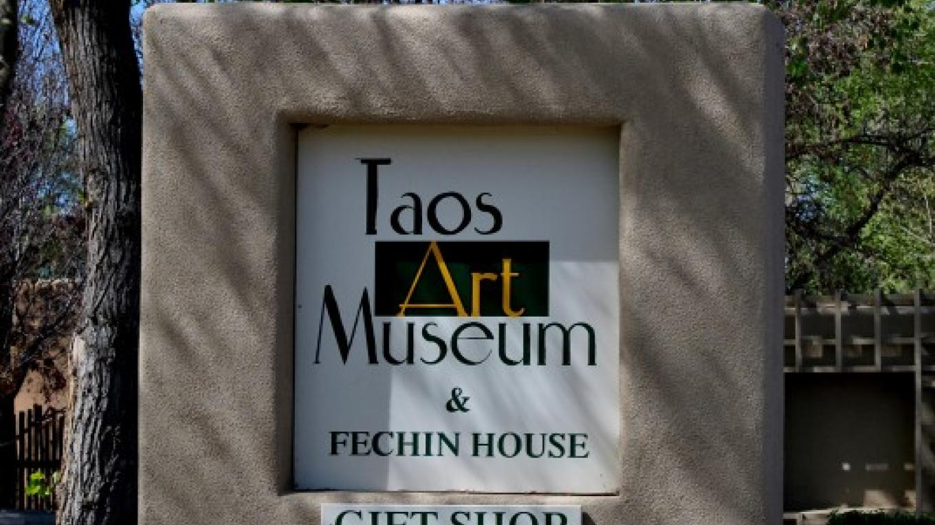 Taos Museum and Fechin Inn – Jim O'Donnell