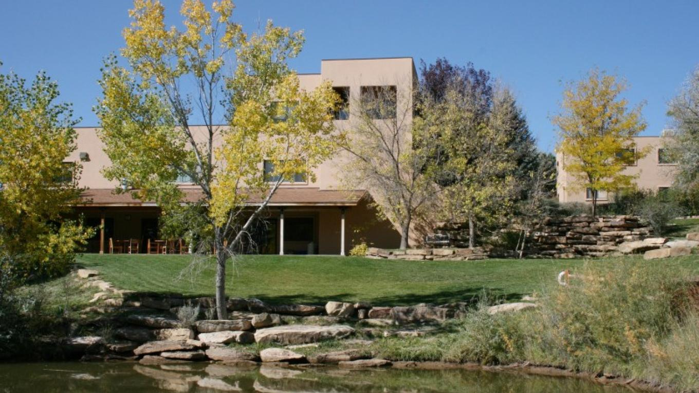 The Crow Canyon campus. – Crow Canyon Archaeological Center