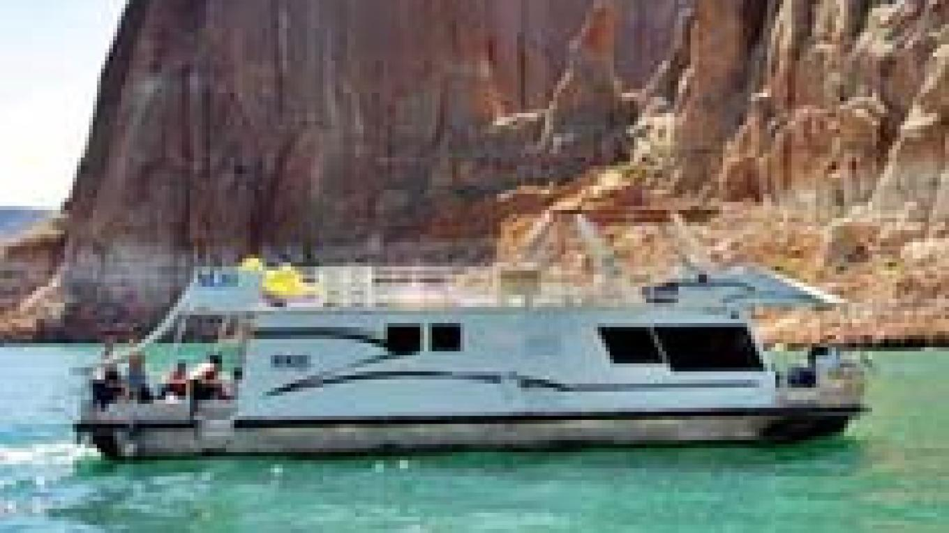 Houseboating on Lake Powell – Aramark
