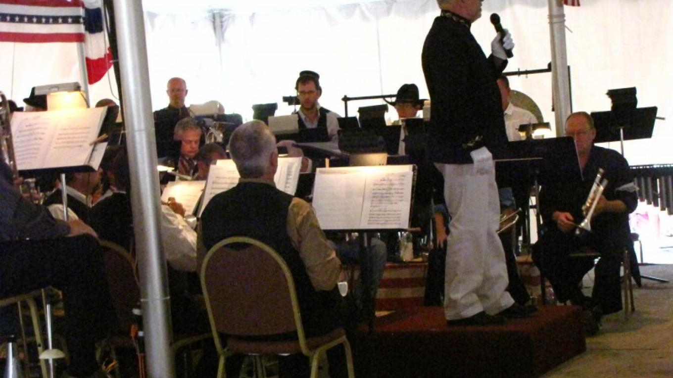 2010 Festival band – Sue Kurtz