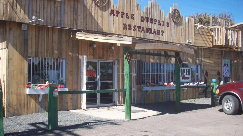 Apple Dumplin Restaurant – Beckie