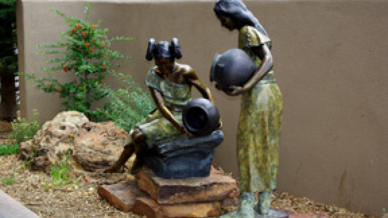 Water Bearers – Huberto Maestas