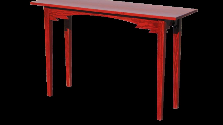 TaosJazz Sofa Table – David Mapes