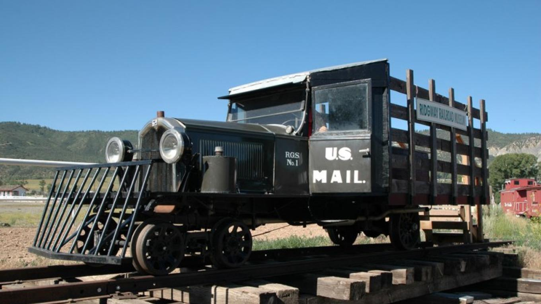 Recreated RGS Motor No. 1 – Don Paulson