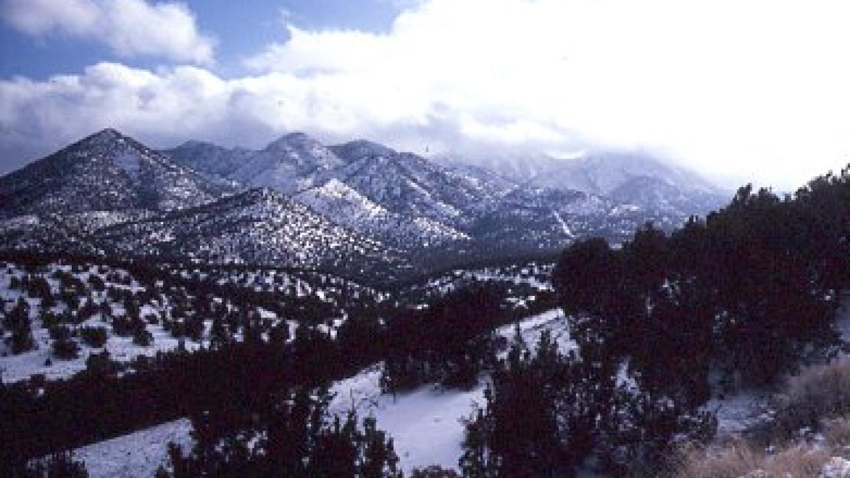 Ortiz Mountains – Glenna Dean