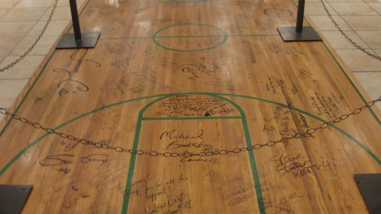Sammy's Floor Of Fame – Kwvin Schemp