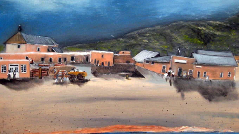 Arroyo Seco, NM, 1800's – Floyd Archuleta