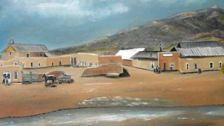 Arroyo Seco, NM, 1800's (b) – Floyd Archuleta