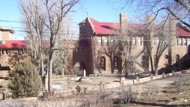 St. Michael Indian School – Valcita Thompson