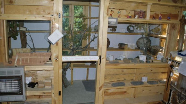 The Native American Artifact Room – Dean Saitta