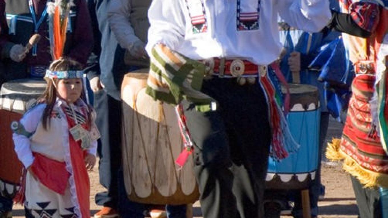Matachines Dance in Santa Clara Pueblo – Michele Tapia Browning
