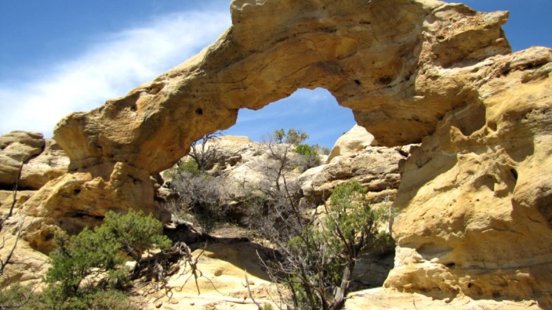 Crow Canyon Arch - Crow Canyon – Edward M Kotyk