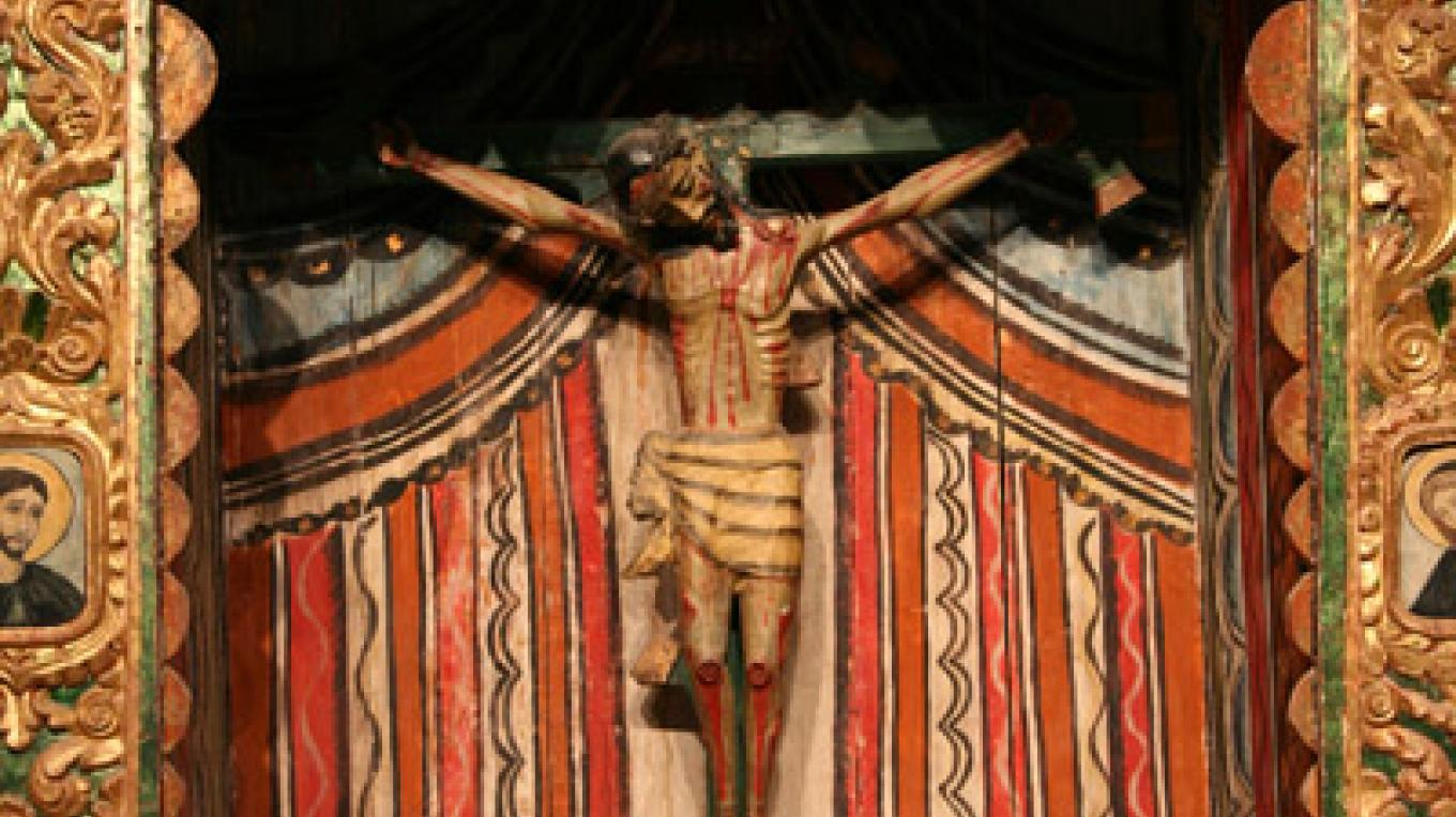 Main altar – Richard L. Rieckenberg