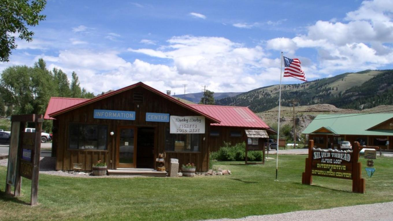 The Lake City Visitor Center, Lake City, Colorado – Bureau of Land Management