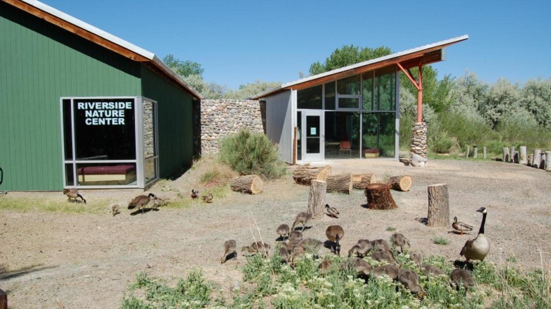 Riverside Nature Center – Farmington Museum