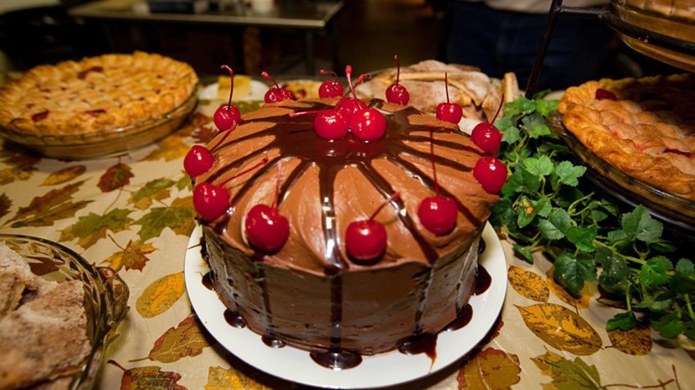 Famous Tripple Chocolate Cake – Roger Hogan