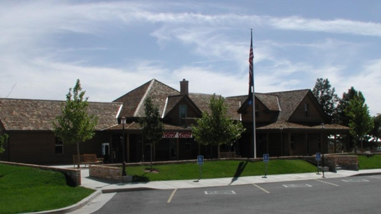 The Blanding Visitor Center – City of Blanding