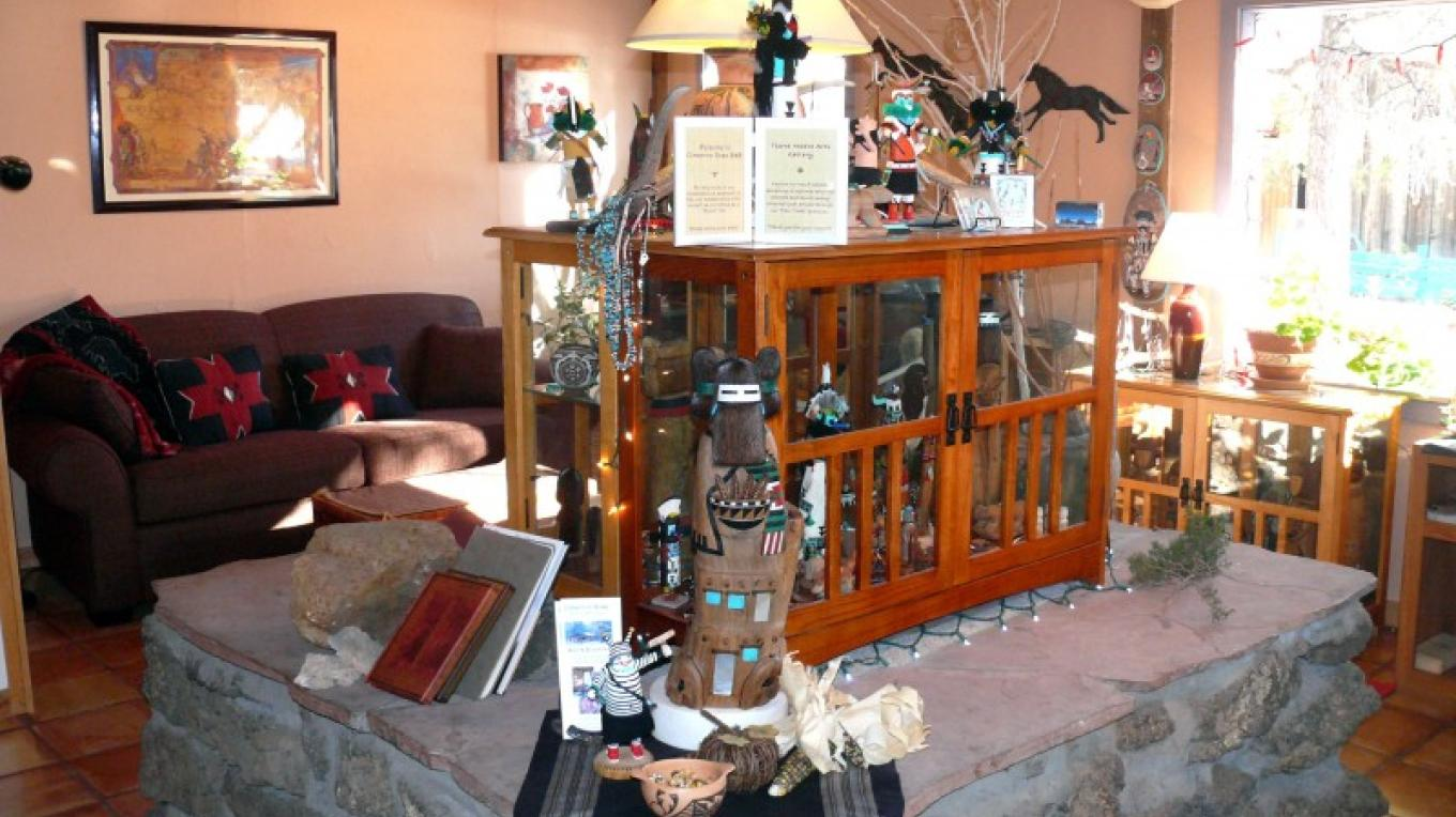 """Explore some of the area's best art at our Tierra Madre """"fair trade"""" Arts Gallery. – Sheri McWethy Kennedy"""