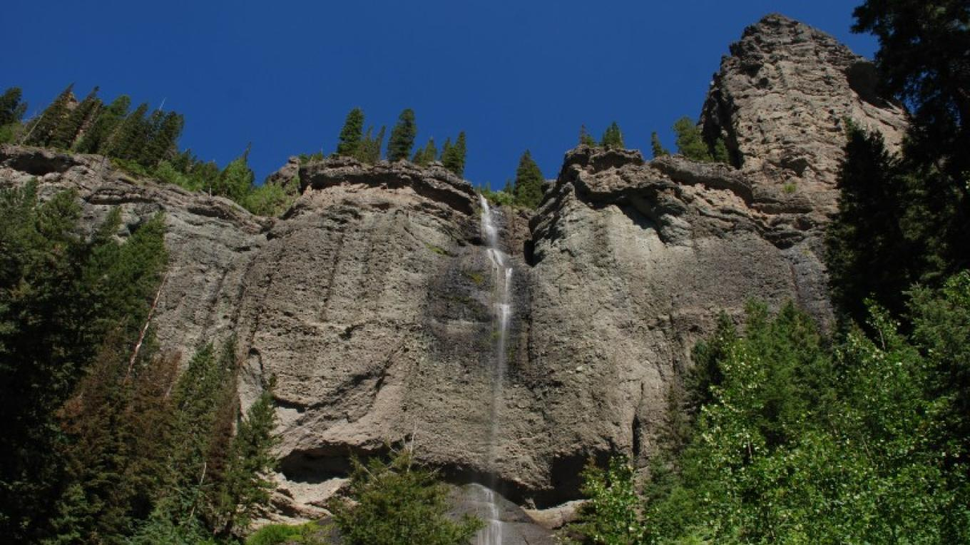 Fourmile Falls in Weminuche Wilderness Area – Jennifer Green