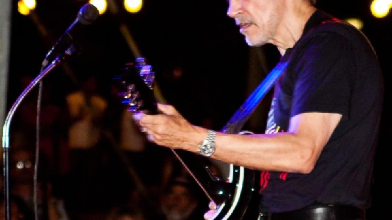 John Kay of Steppenwolf performing – Joe Chavez