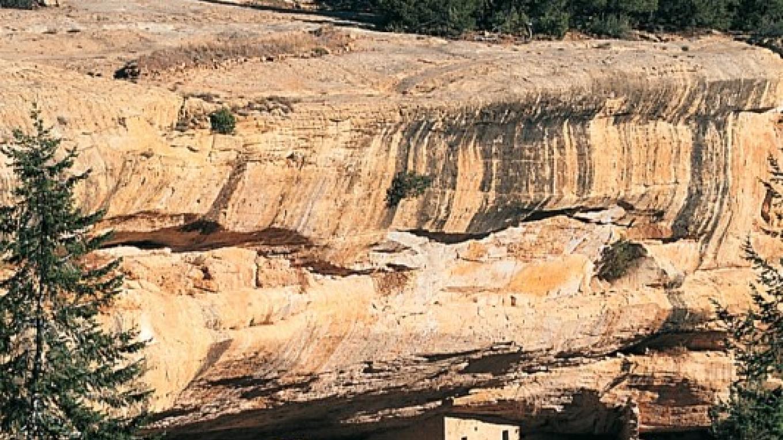 Spruce Tree House – Courtesy of Aramark Mesa Verde Company