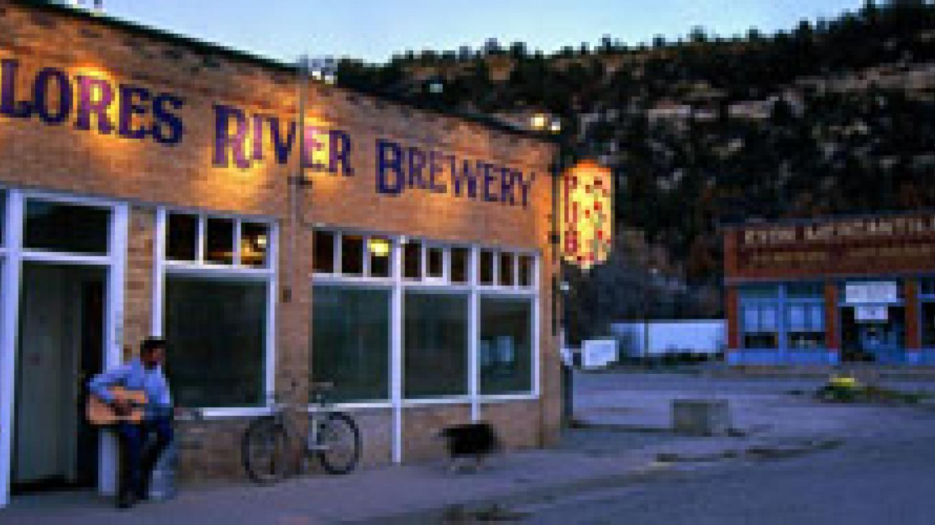 Dolores River Brewery – Bill Hatcher