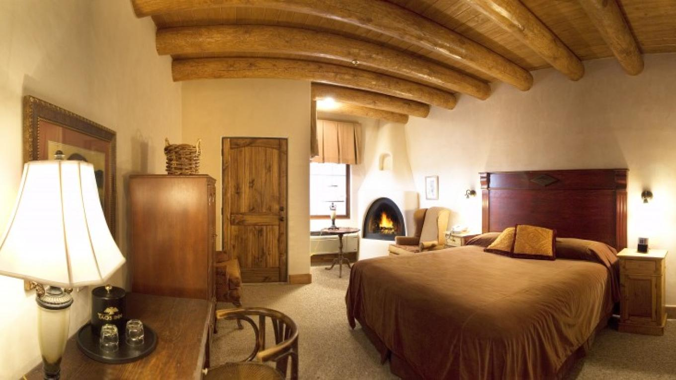 Room 404 in Helen's House at The Historic Taos Inn. – Lucas Cichon