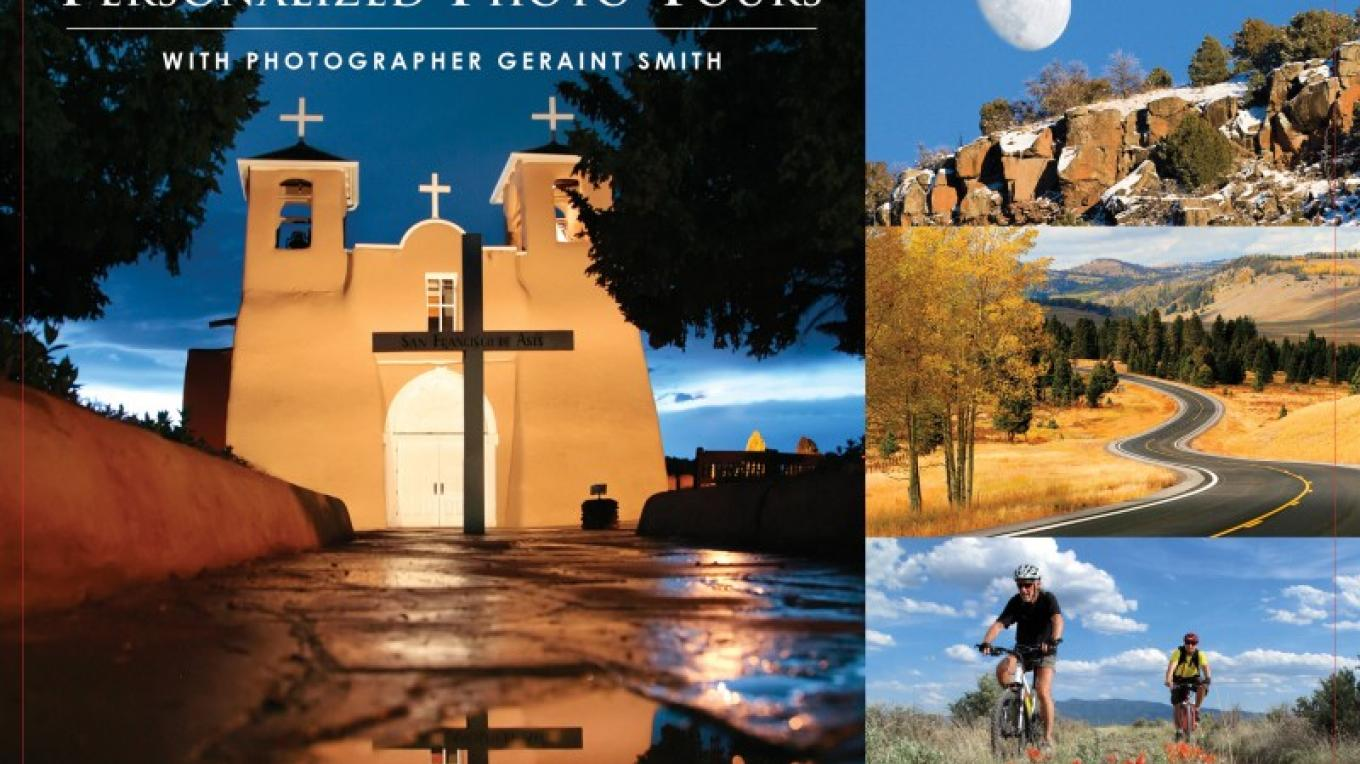 Personalized Photo Tours – Copyright © 2010 Geraint Smith